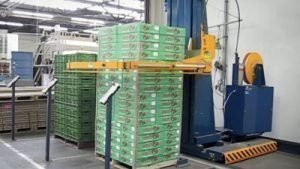 Used strapping machine | Reisopack